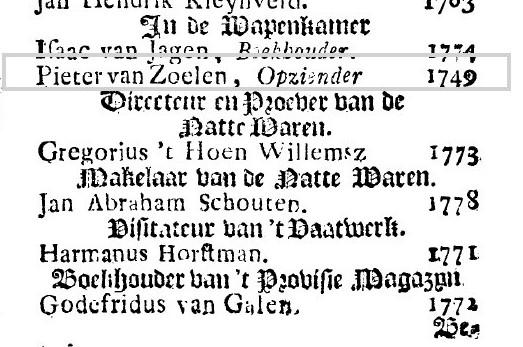 1749 Opzichter Pieter van Zoelen 001a