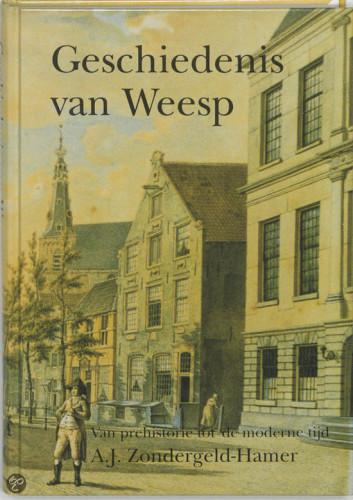 Boek geschiedenis Weesp 01