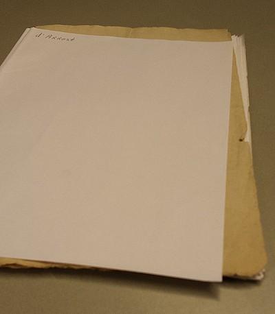 Dossier D'Arrest Weesp