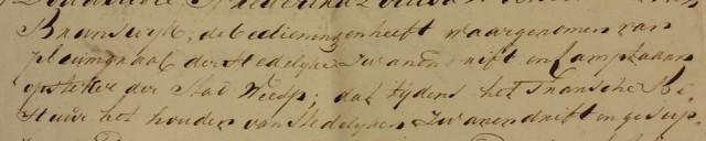 Brief Christiaan Pluimgraaf 01