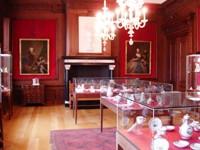 Museum porseleinzaal bewerkt