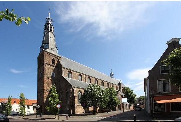 Grote kerk Weesp 001
