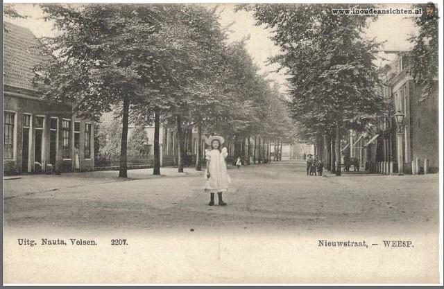 Nieuwstraat 1904