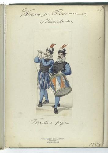 Tamboer en pijper 002 1585