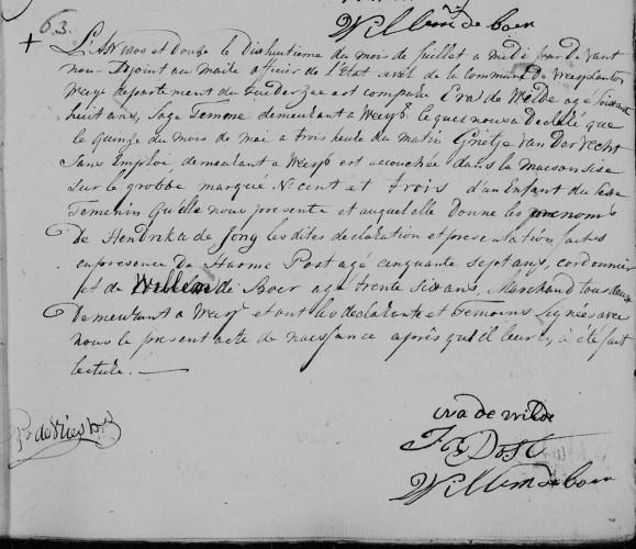 1812 Weesp Grietje van der Vecht 001