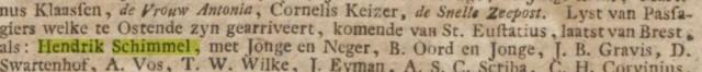 11-06-1781 Hendrik Schimmel komt aan 01