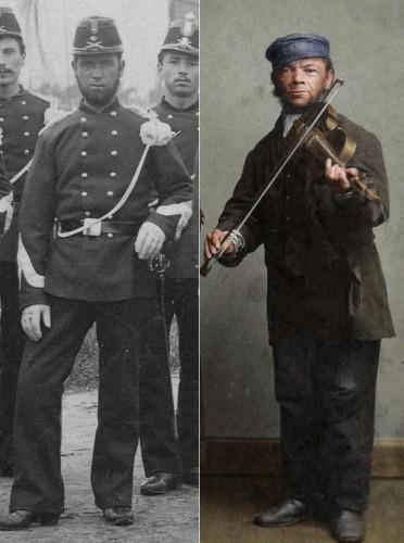 Kleinzoon Christiaan en Achterkleinzoon Cornelis 01