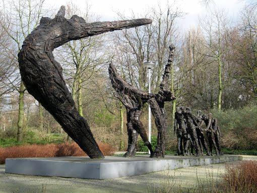 Nationaal monument slavernijverleden Ooosterpark Amsterdam