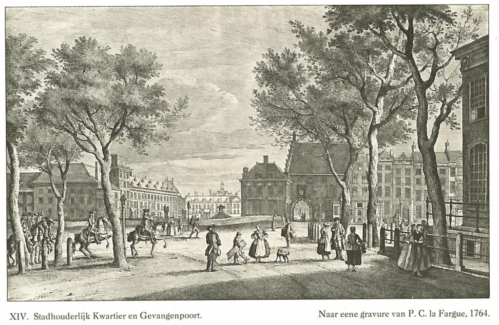XIV.-Stadhouderlijk-Kwartier-en-Gevangenpoort.