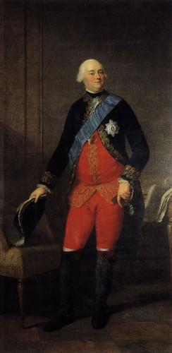 Karl-Christian von Nassau Weilburg,_painted by Wilhelm Böttner,_ca.1780