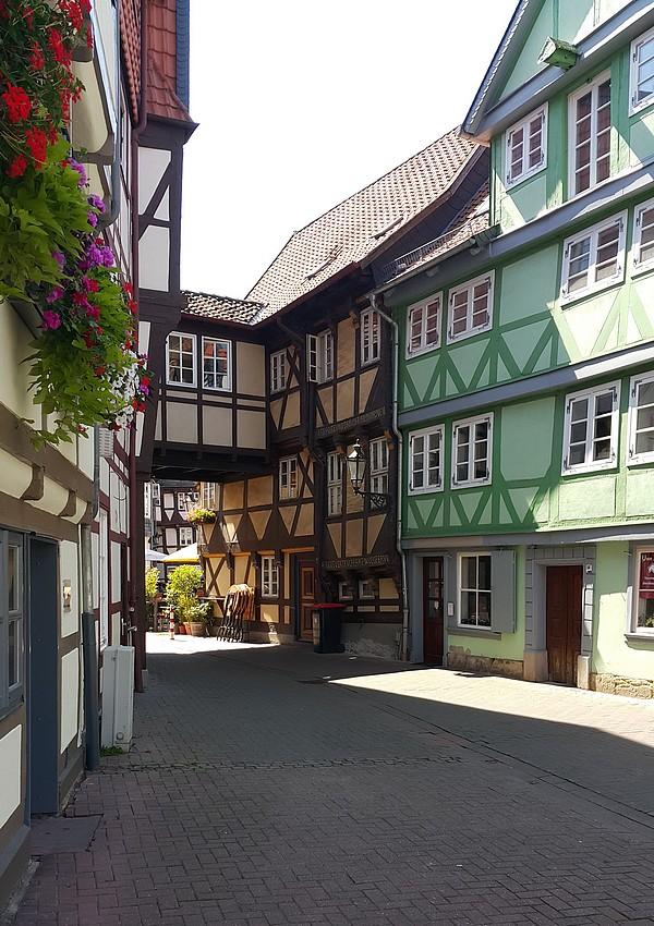 Straatje in Wolfenbüttel 03