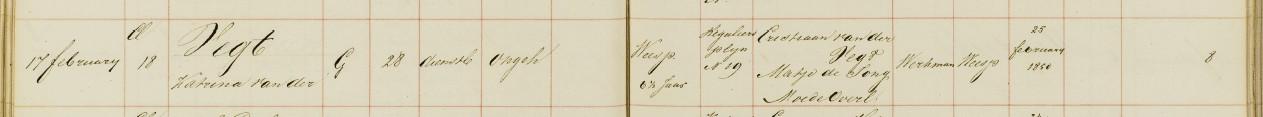 1850 Katrina van der Vegt