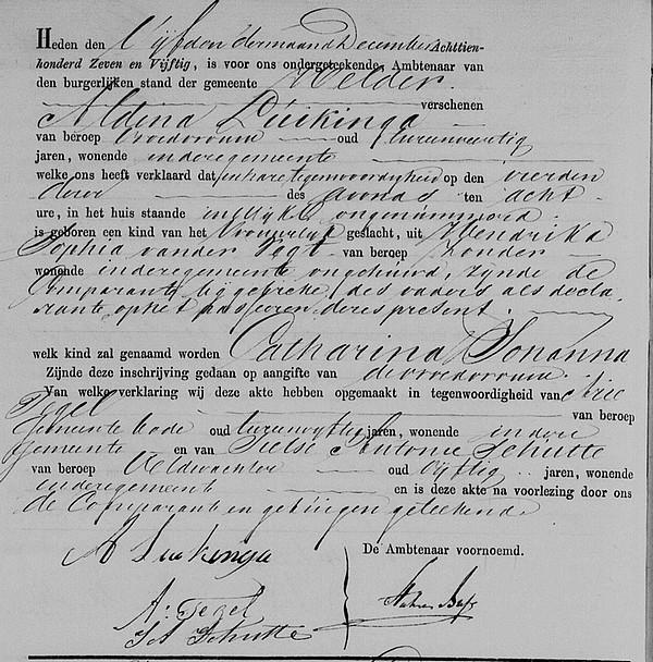 1857 geboorte Catharina Johanna 02