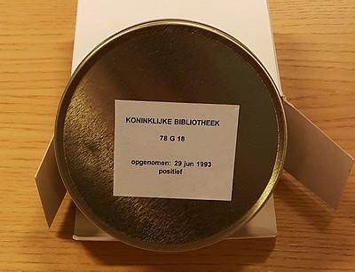 microfilm Willem V