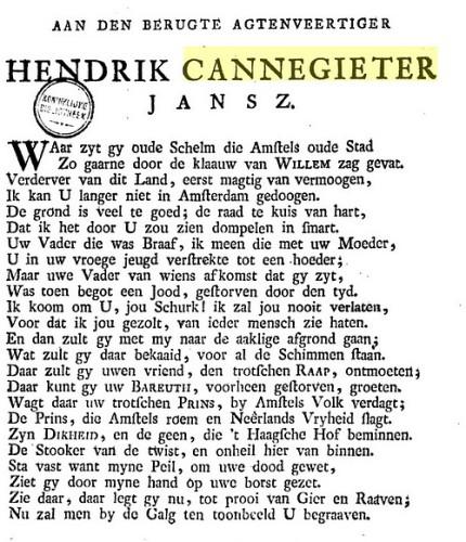 Dood aan Cannegieter 03