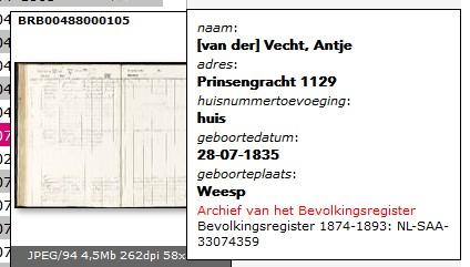 Annetje Prinsengracht 05