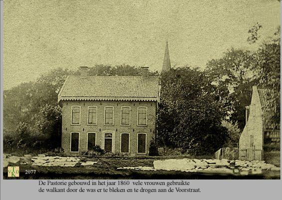 pastorie 1860 Nederhorst den Berg