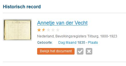 record match annetje 05