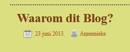 23 juni 2013