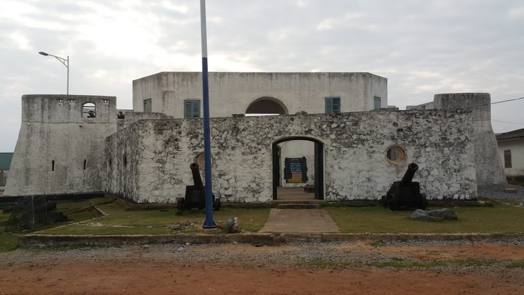 Fort Apollonia 01