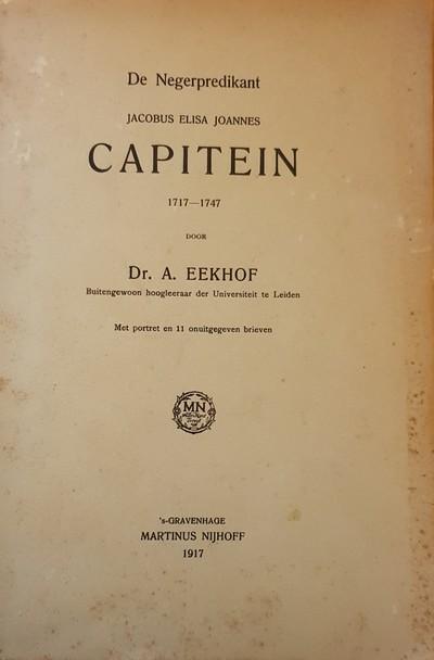 Eekhof Capitein