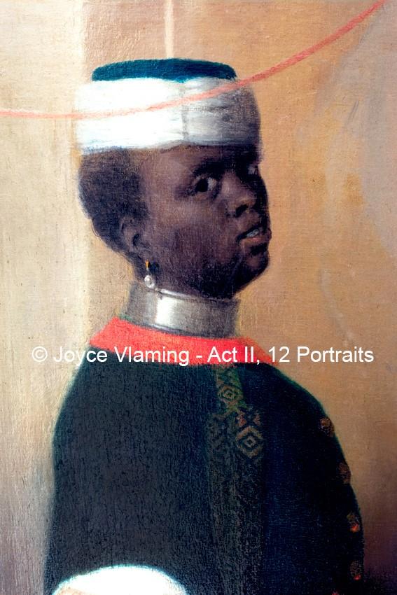 Johan Frederik van Friesheim Marie Aimée van Friesheim-de Rapin de Thoyras bediende
